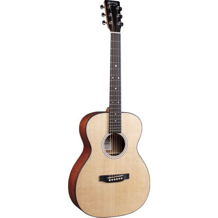 Full frontal view of a Martin 000Jr-10 Acoustic Guitar