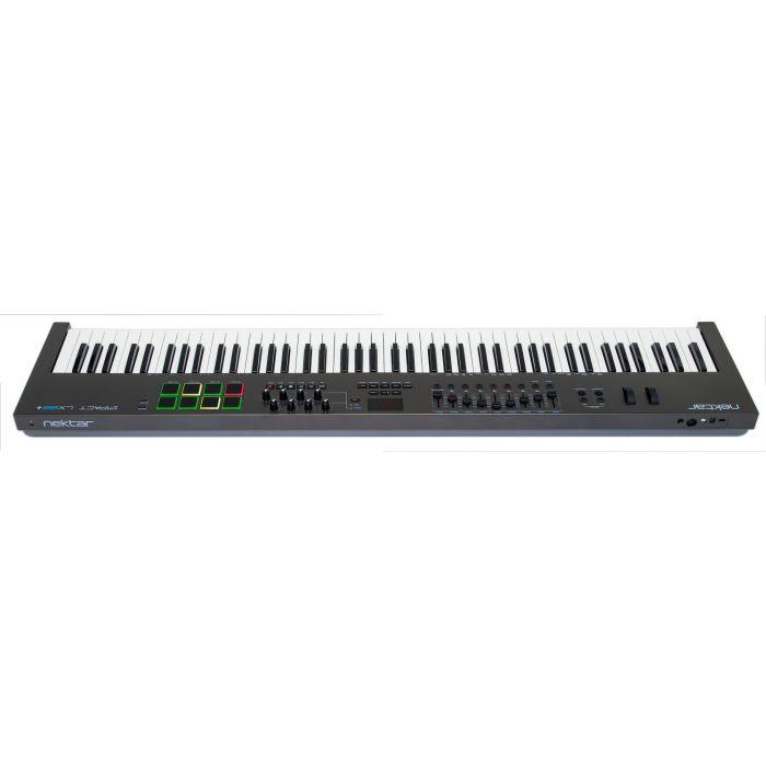Rear View of Nektar Impact Keyboard