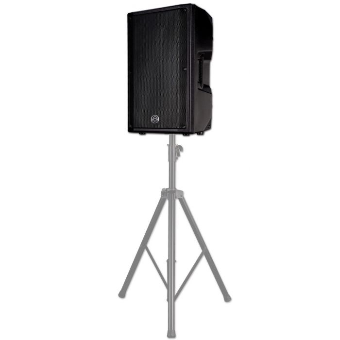 PSX Mounted On Separately Available Speaker Pole