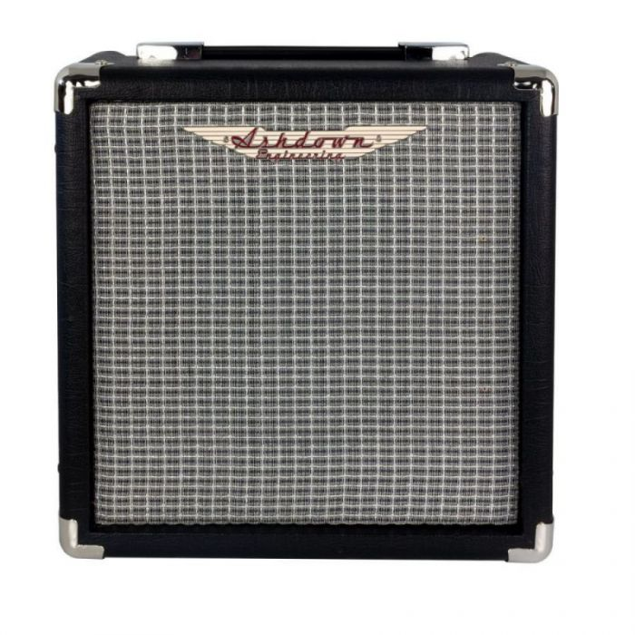 Full frontal view of a Ashdown Studio Jnr Super Lightweight Bass Combo amplifier