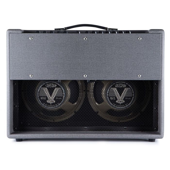 Full rear view of a Blackstar Silverline Stereo Deluxe 2x12 100 watt Combo Amp