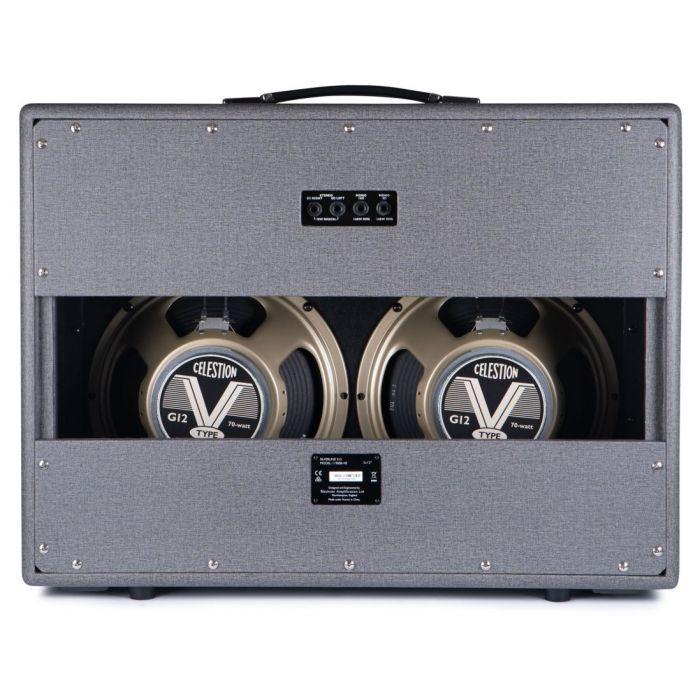 """Full rear view of a Blackstar Silverline 2 x 12"""" Speaker Cabinet"""