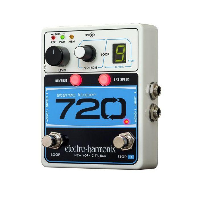 Electro-Harmonix 720 Stereo Looper Recording Looper