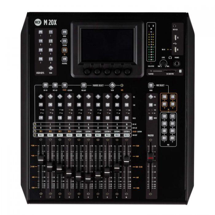 RCF M 20X Desktop Digital Mixer