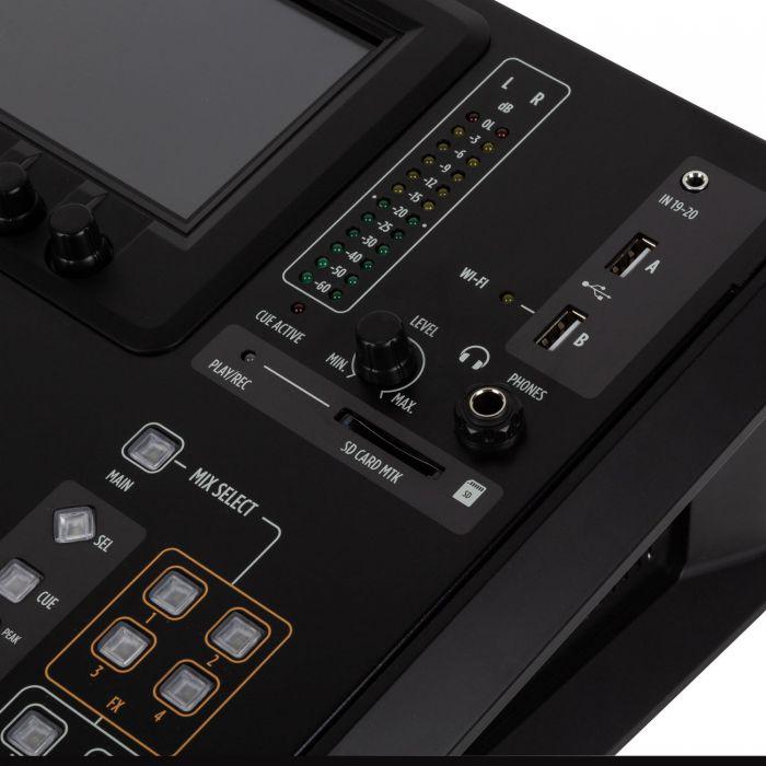 RCF M 20X Mixer Detail