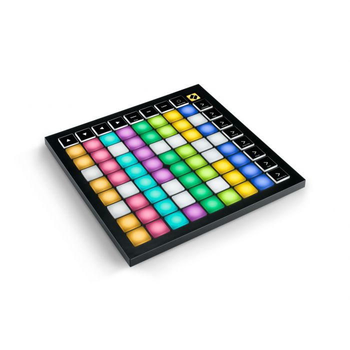 Top angled view of a Novation Launchpad X USB MIDI Controller