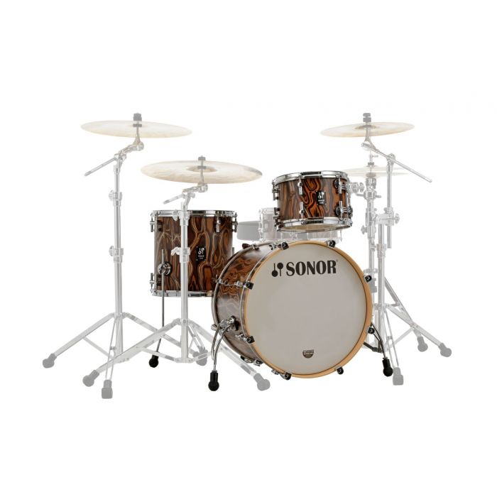 Another View of The Sonor ProLite 3-Piece Shell Pack