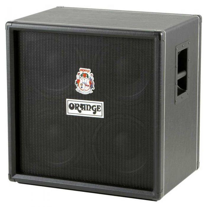 Orange OBC410 Bass Cab, Black