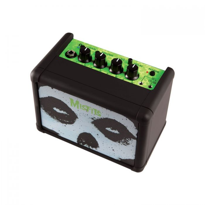 Blackstar Misfits 3 Bluetooth Mini Amp from Another Angle