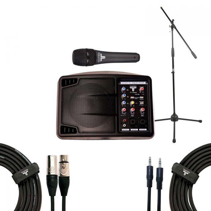 Tourtech Vocal Practice Pack Bundle