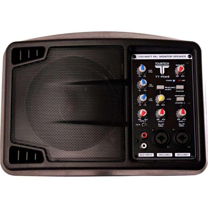 Tourtech PSM5 Active PA Speaker