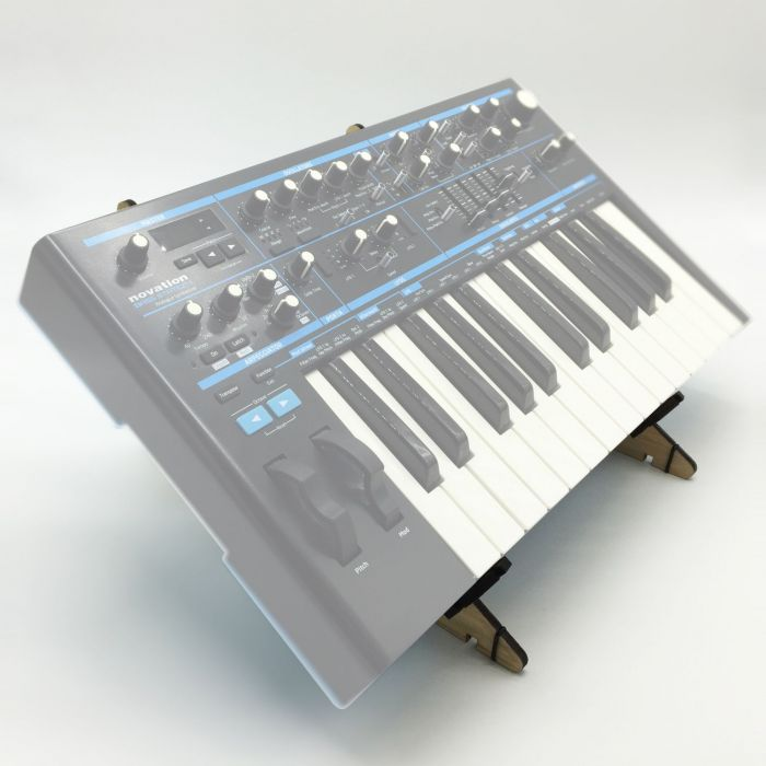 LOCI C Classic Stand Holding Keyboard (keyboard not included)