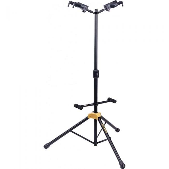Hercules Double Guitar with tripod base