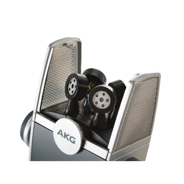 Uncovered AKG Lyra Capsules