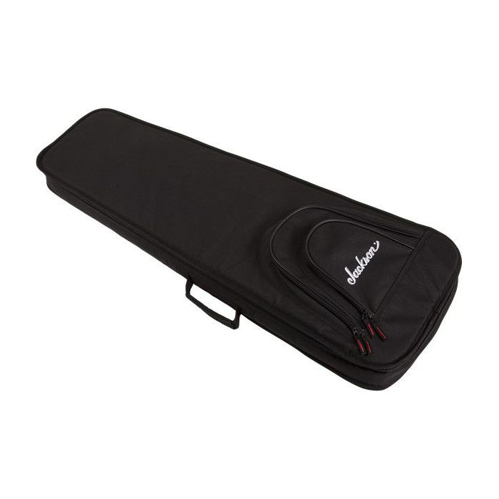 Full view of a Multi-fit gig bag for Jackson Soloist and Dinky guitars