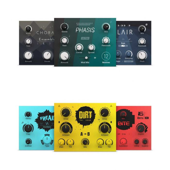 Effects Series - Mod Pack and Crush Pack