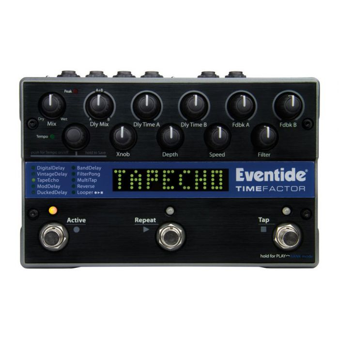 Studio quality Eventide TimeFactor effects unit
