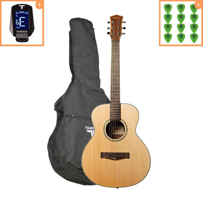 Eastcoast M1S Acoustic Guitar Starter Pack