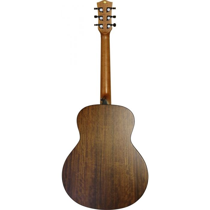 Rear View of Eastcoast M1S Acoustic Guitar