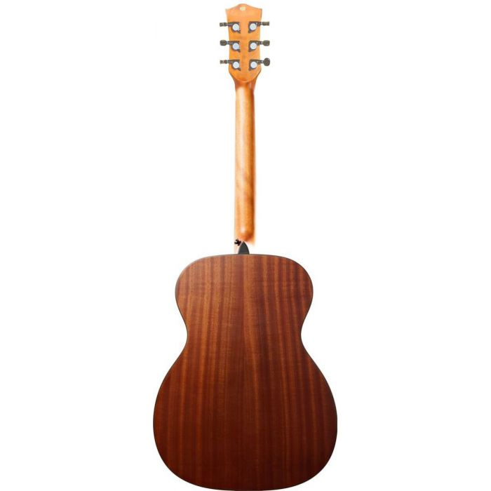 Rear View of Eastcoast G1 Grand Auditorium Acoustic Guitar