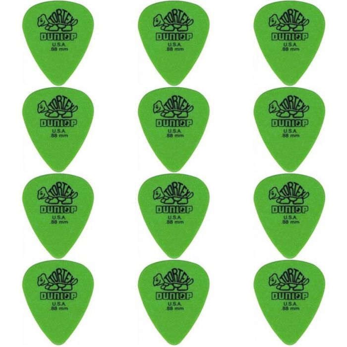 Standard Dunlop Guitar Picks