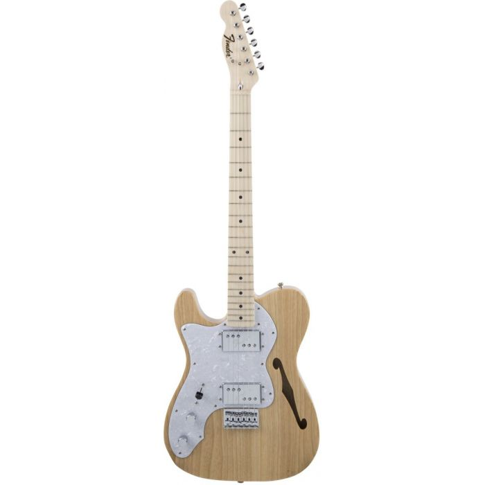 Fender Made in Japan Traditional Thinline Left hand