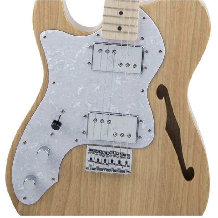 Fender Made in Japan Trad 70s Thinline Left Hand Body