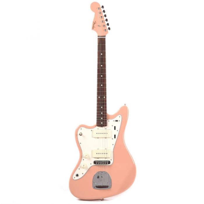 Fender Made In Japan Traditional 60s Jazzmaster Flamingo Pink