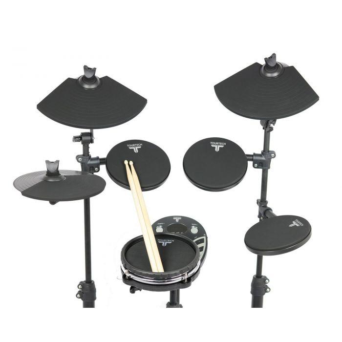 Tourtech TT-12SM Electronic Drum Kit