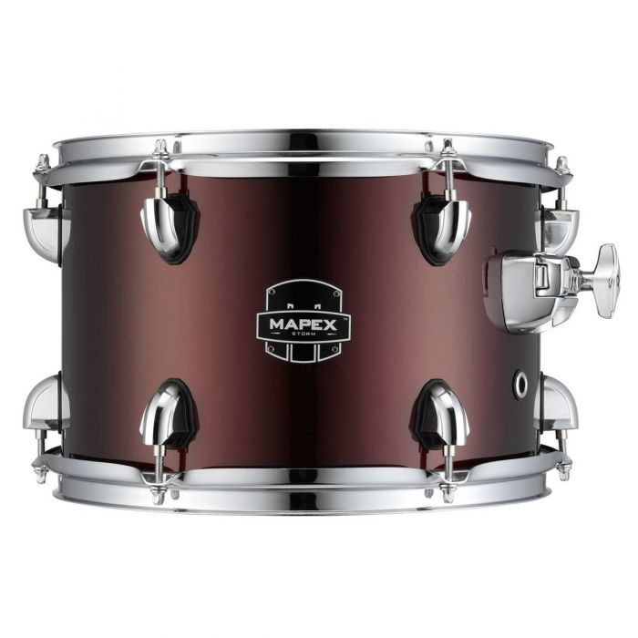 Close Detail of Mapex Storm Kit in Red
