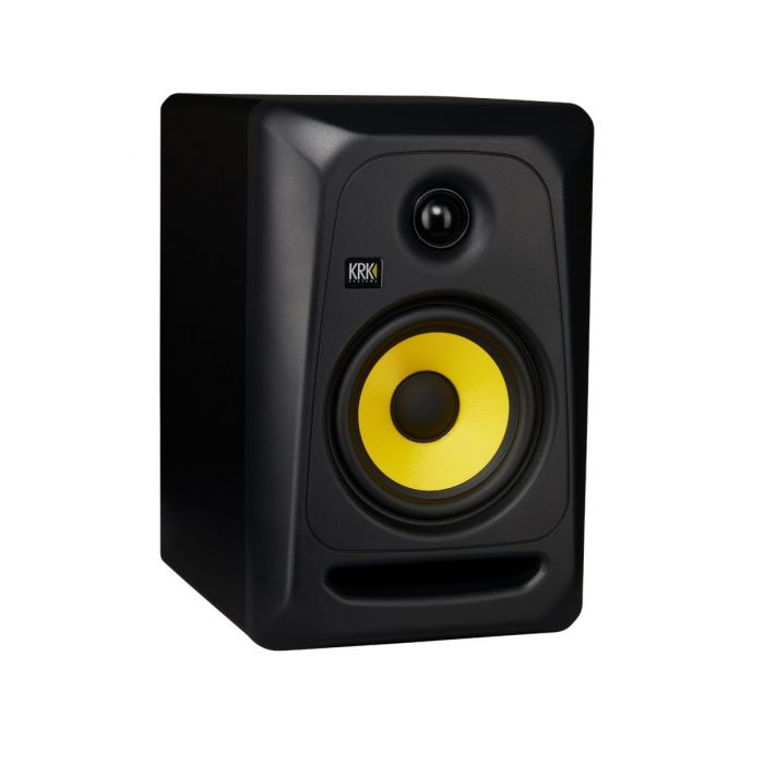 KRK Classic 5 Powered Monitor Angled