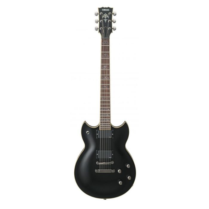 Yamaha SG-1820 Electric Guitar in Black front view