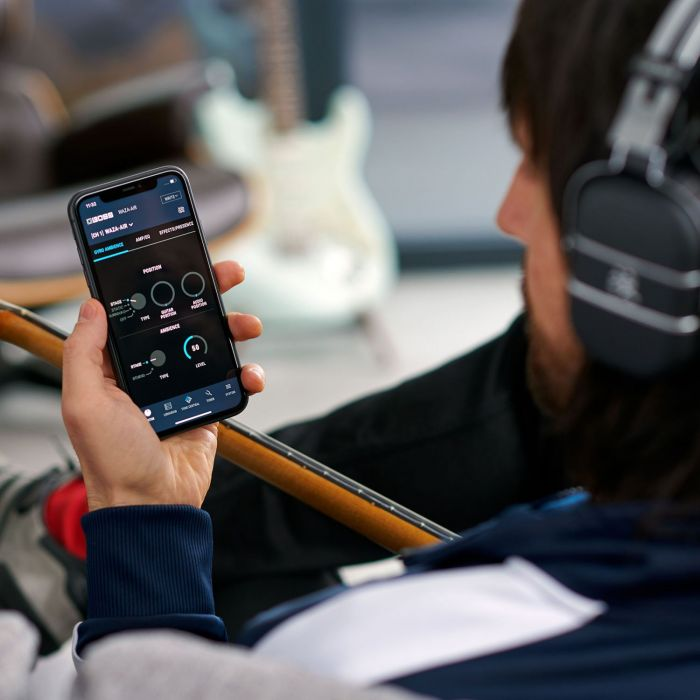 Boss Tone App free on iOS and Android Devices