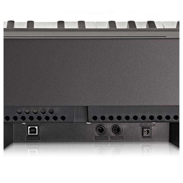Yamaha P-45 Keyboard Rear Panel