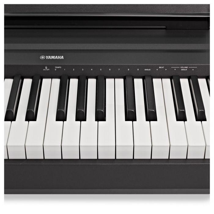 Yamaha P-45 Keys