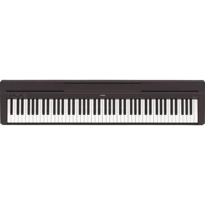 Top Down View of Digital Piano