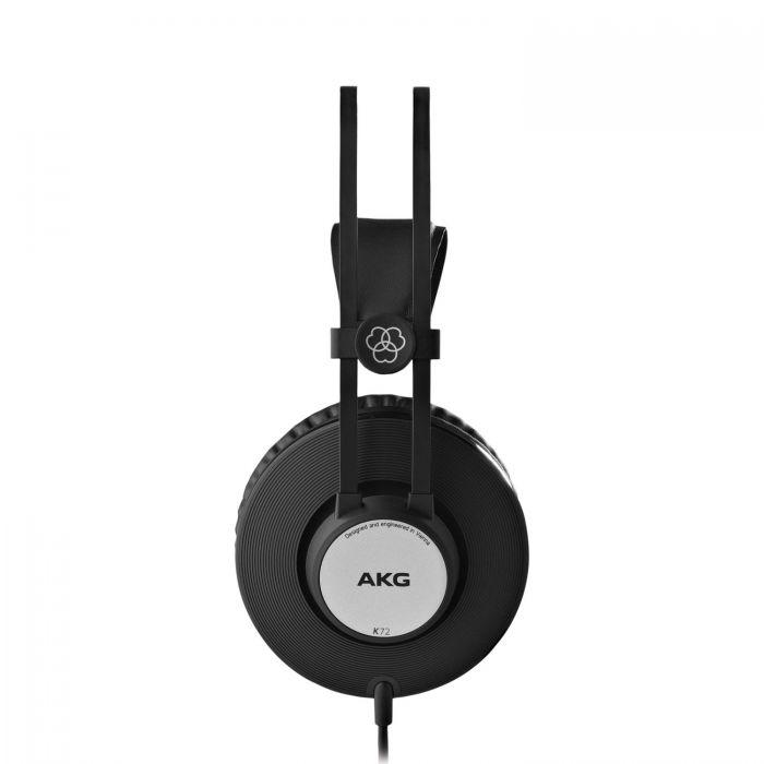 Side View of AKG K72 Headphones