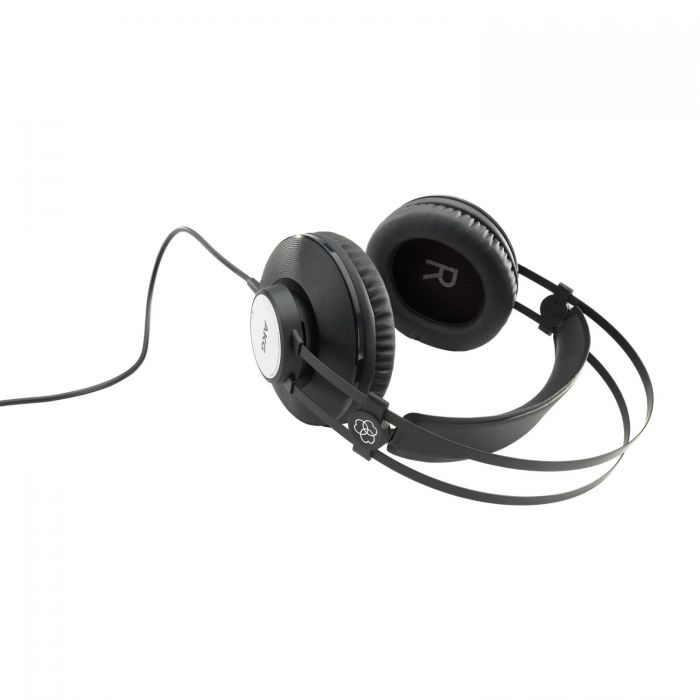 AKG K72 Headphones Placed Down