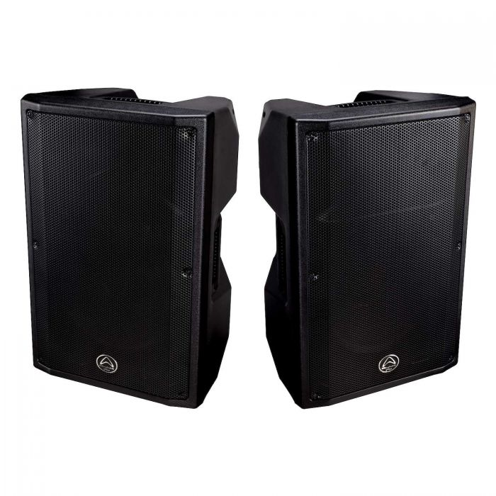 Pair of Wharfedale PSX115 Active Speakers
