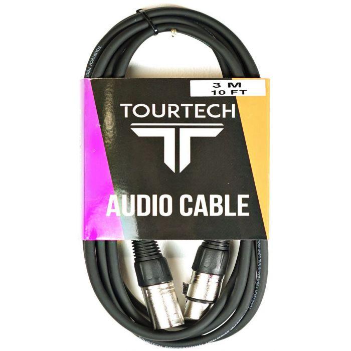 TOURTECH TTMC-3 3m XLR Lead