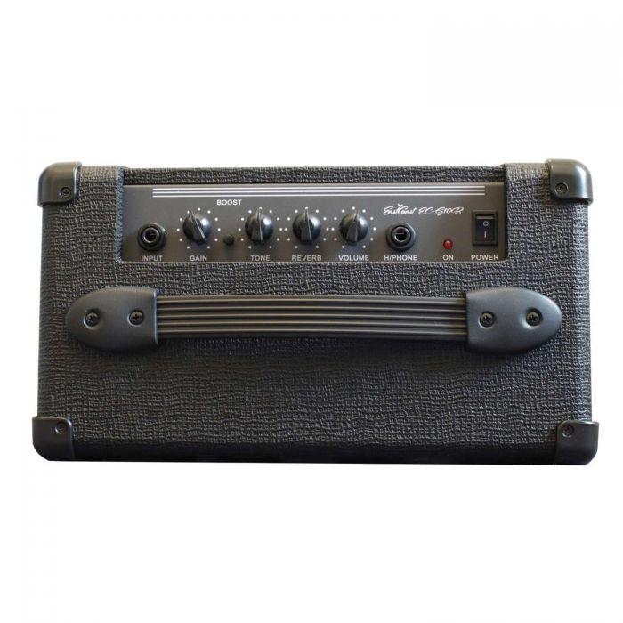 Eastcoast EC-G10R Guitar Amp Control Panel