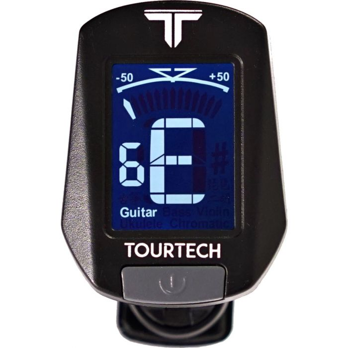 Clip-On Guitar Tuner