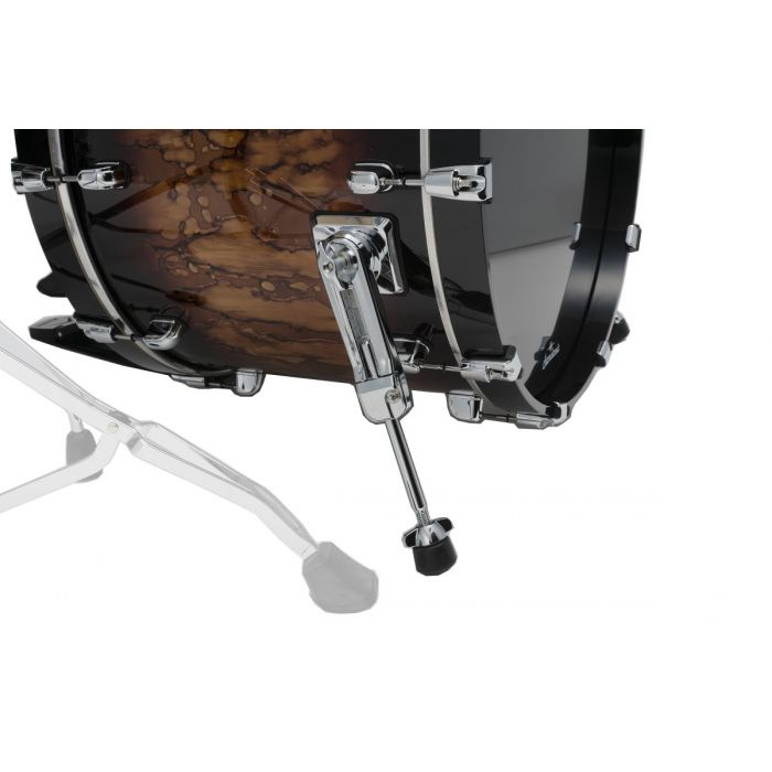 Detail Tama Starclassic Bass Drum Leg