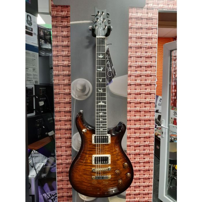 PRS McCarty 594 electric guitar with a limited edition Black Gold finish