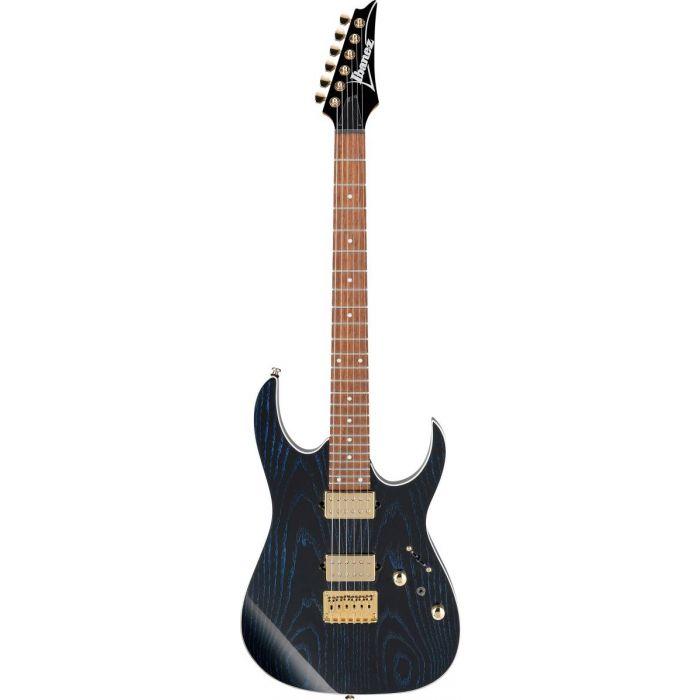 Ibanez RG421HPAH-BWB RG Electric Guitar Blue Wave Black