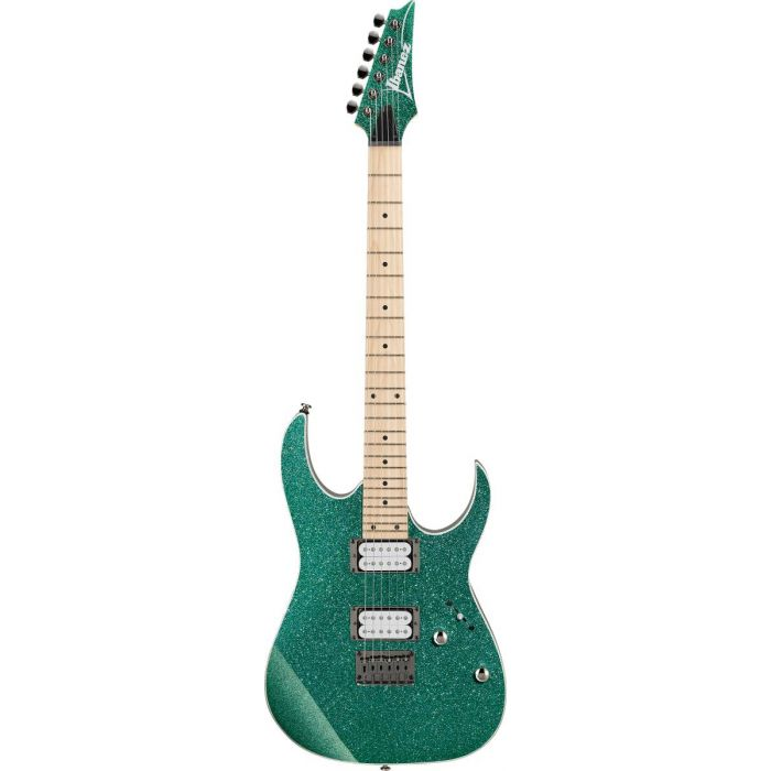Ibanez RG421MSP-TSP RG Electric Guitar Turquoise Sparkle