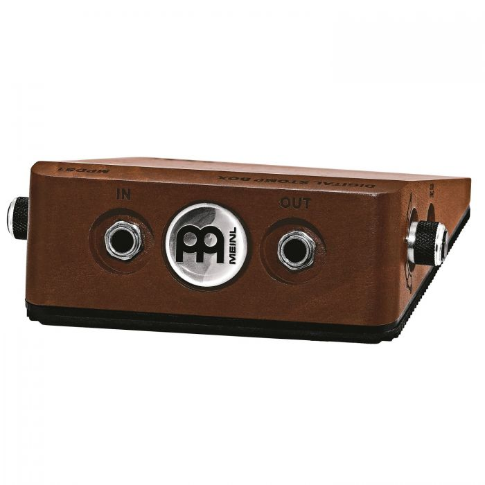 Meinl Percussion Digital Stomp Box Top View