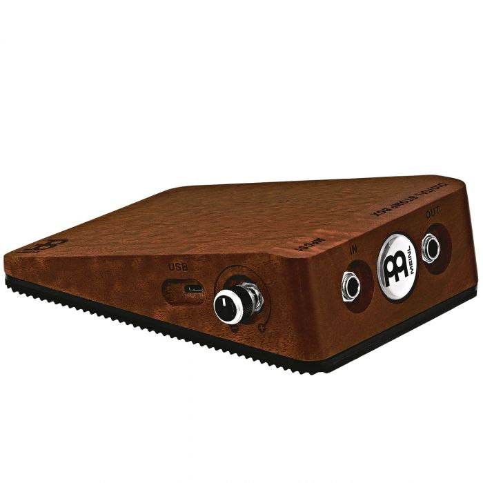 Right Side View of Meinl MPDS1 Digital Stomp Box