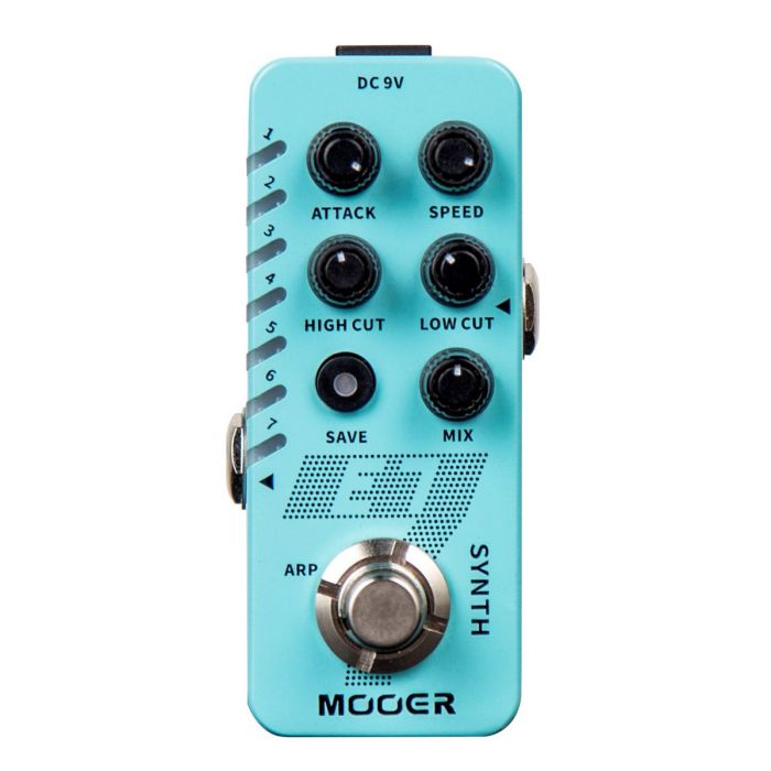 Mooer E7 Micro Synthesizer Pedal