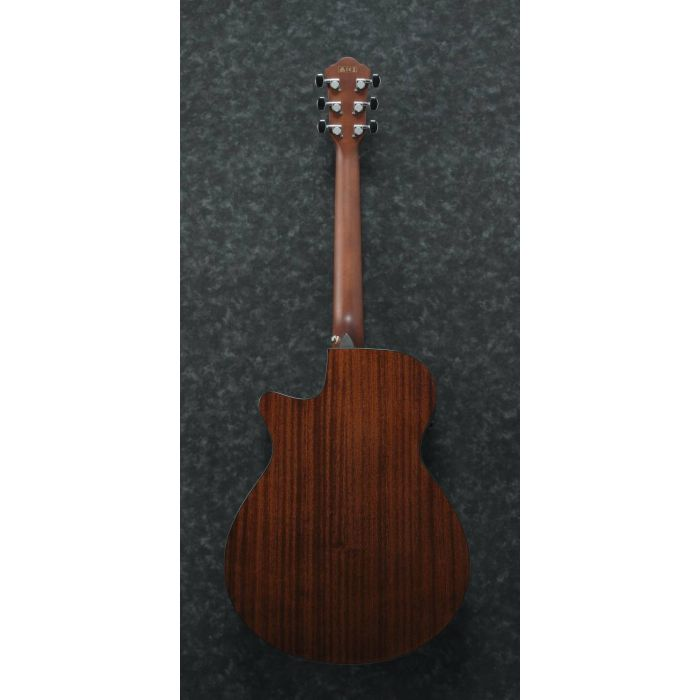 Rear View of Ibanez AEG50 Electro-Acoustic Guitar